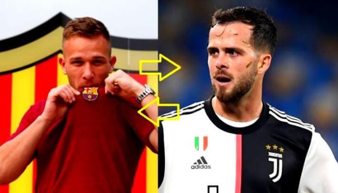 Ya hay Acuerdo Barça-Juventus por Arthur y Pjanic