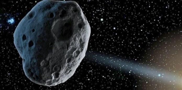 Un Asteroide del tamaño de 7 Estadios pasará hoy cerca de la Tierra