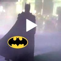 Batman sale a poner orden en las protesas en EE.UU.