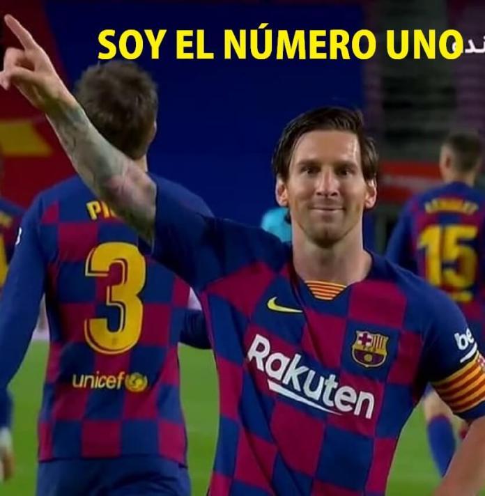 Memes Barcelona-Leganés 2020