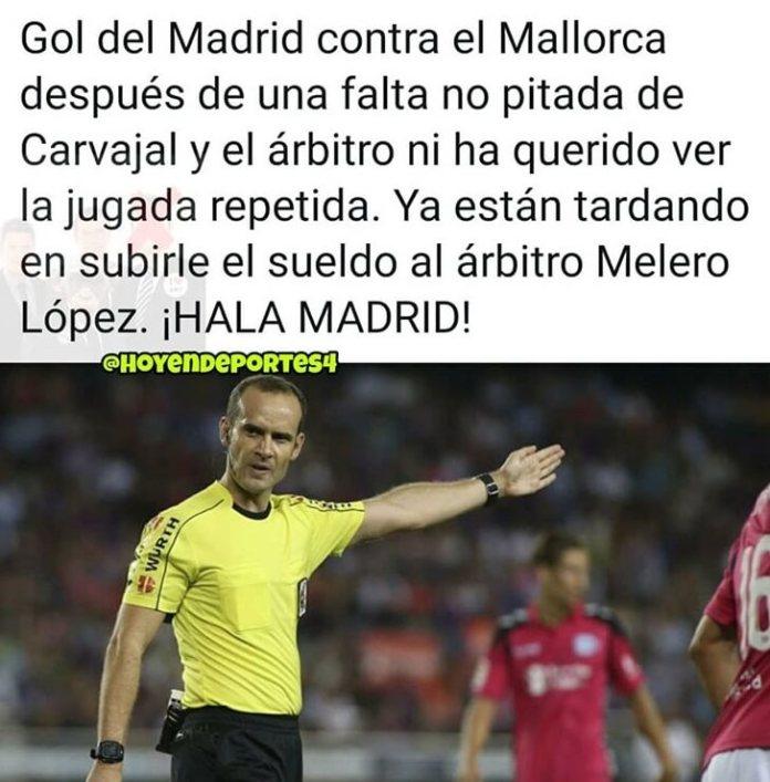 Memes Real Madrid-Mallorca 2020