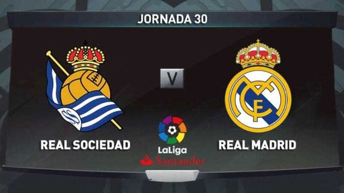 Alineación Real Sociedad-Real Madrid Jornada 30 | La Liga 2020