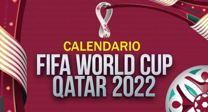 Calendario Mundial Qatar 2022