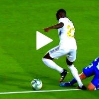 Penal a Mendy que Benzema transforma en Gol