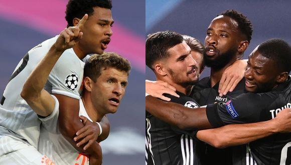 Alineación Olympique Lyon-Bayern Munich   Horarios y TV