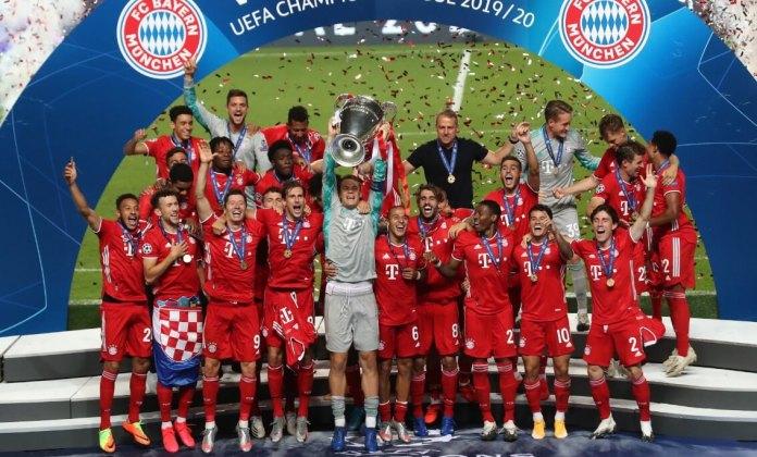 Bayern Munich Campeón de la Champions 2020