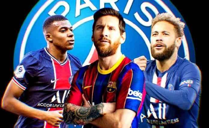 El PSG quiere el tridente Messi-Mbappé-Neymar