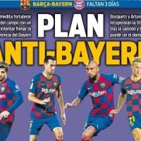 Portadas Diarios Deportivos Martes 11/08/2020 | Marca, As, Sport, Mundo Deportivo