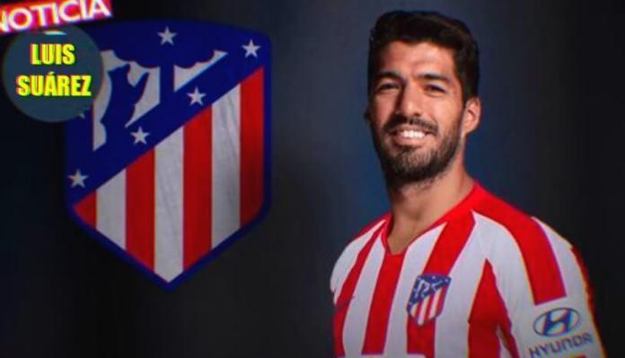 Suárez ya no es jugador del Barça y su destino sería el Atlético