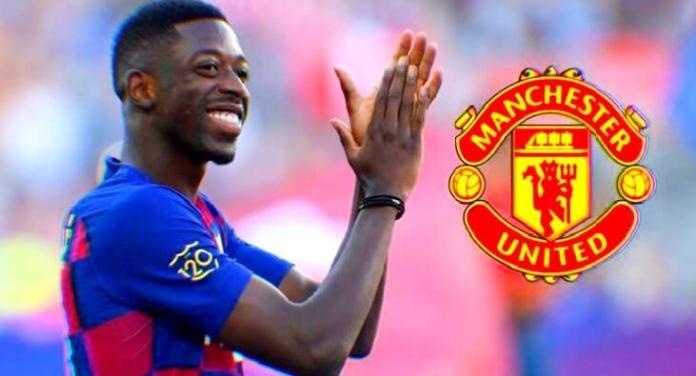 Dembélé cerca de fichar por el United