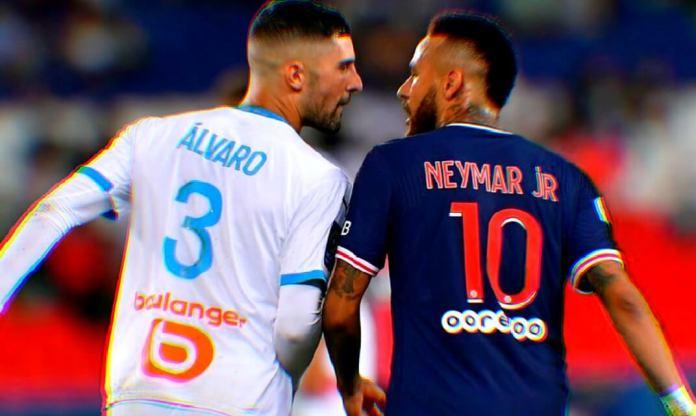 Dani Alves apoya a Neymar tras el escándalo del PSG-Marsella