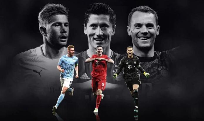 Los 3 Candidatos al UEFA Best Player 2020 | Los mejores de Europa