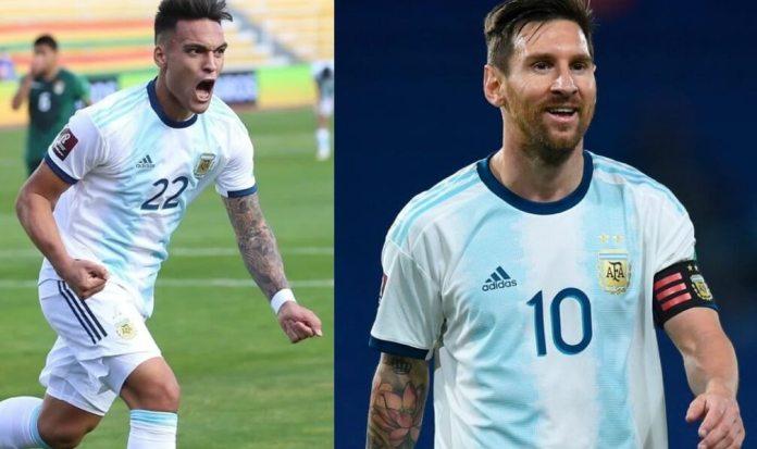 Argentina vence 2-1 a Bolivia en la altura