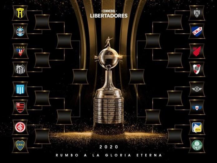 Octavos Libertadores 2020