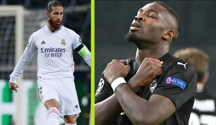 El Madrid empata al Gladbach sobre el final