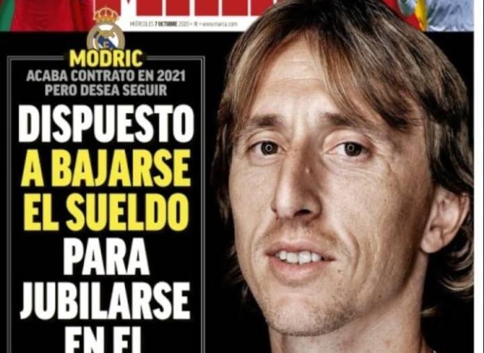 Portadas Diarios Deportivos Miércoles 7/10/2020