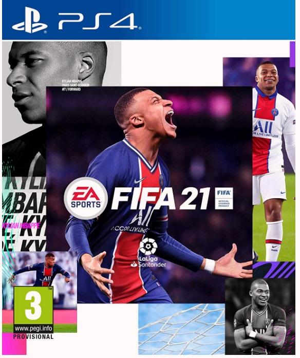 FIFA21 COMPRAR