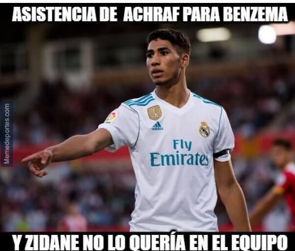 Memes Real Madrid-Inter Champions 2020