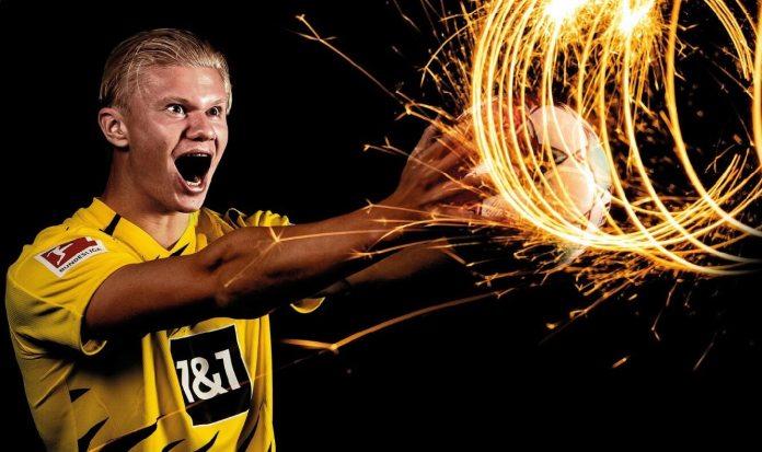 Erling Haaland gana el Golden Boy 2020
