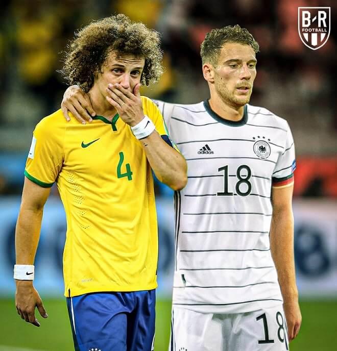 Memes España-Alemania Nations League 2020