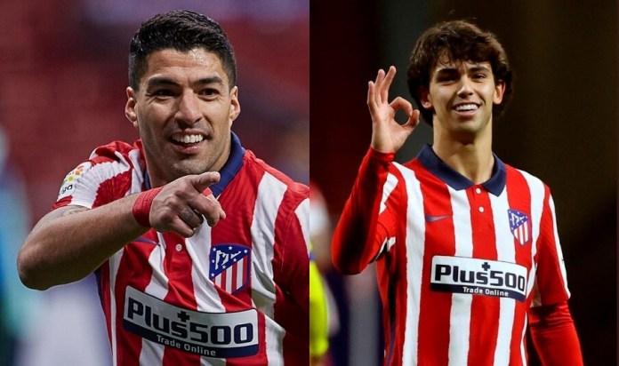 Suárez volvió a marcar y es el pichichi de la Liga