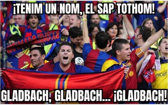 Memes Real Madrid-Gladbach Champions 2020