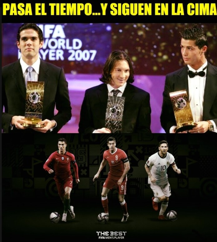 Memes FIFA The Best 2020