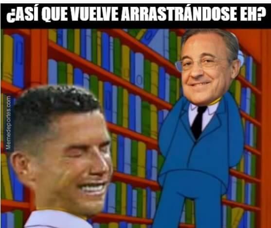 Memes Celta-Real Madrid 2021