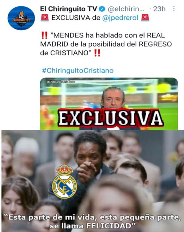 Memes Real Madrid-Elche 2021