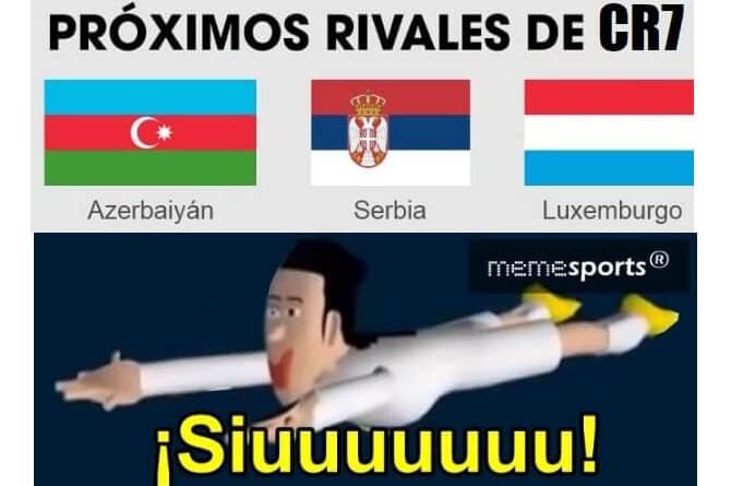 Memes Eliminatorias Europeas | Qatar 2022