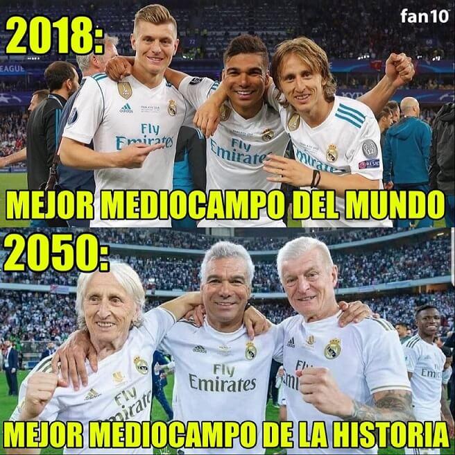 Memes Liverpool-Real Madrid Champions 2021 | Cuartos