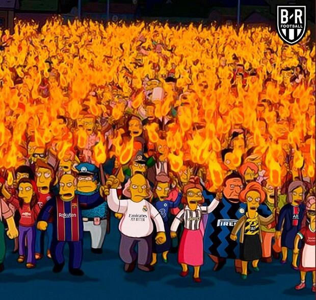 Memes Cádiz-Real Madrid 2021