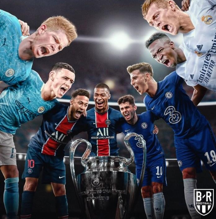 Memes Liverpool-Real Madrid Champions 2021