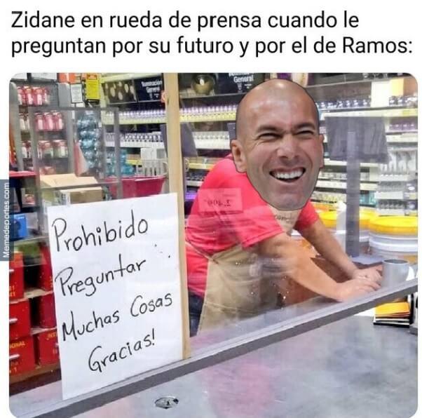 Memes Athletic-Real Madrid 2021