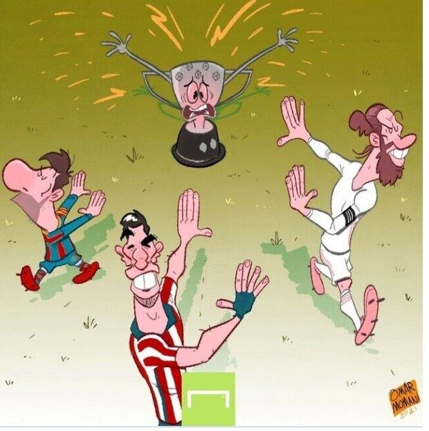 Memes Real Madrid-Osasuna 2021
