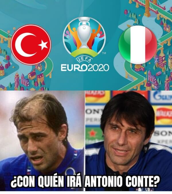 Memes Eurocopa 2021