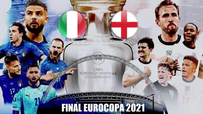Dónde Televisan la final de la Eurocopa