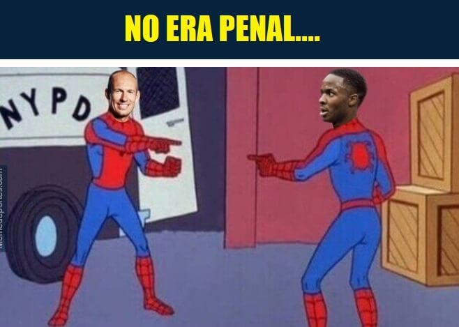Memes Inglaterra-Dinamarca Semifinal Eurocopa 2021