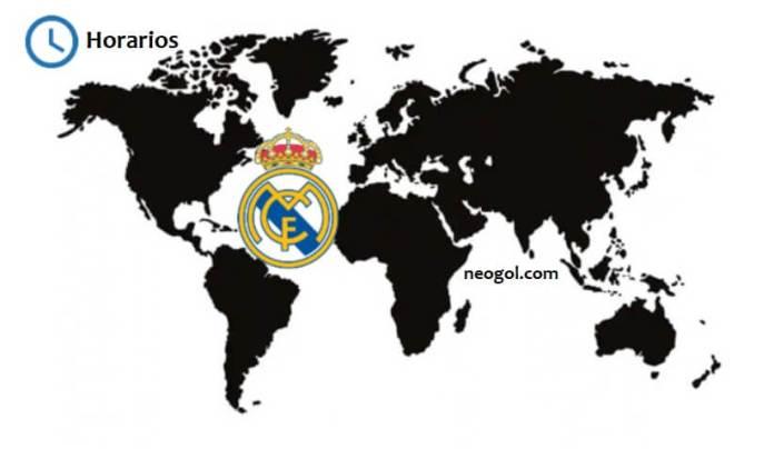 ¿A que Hora juega el Real Madrid Hoy? Levante-Madrid