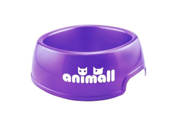 AniMall Doggie Bowl Purple