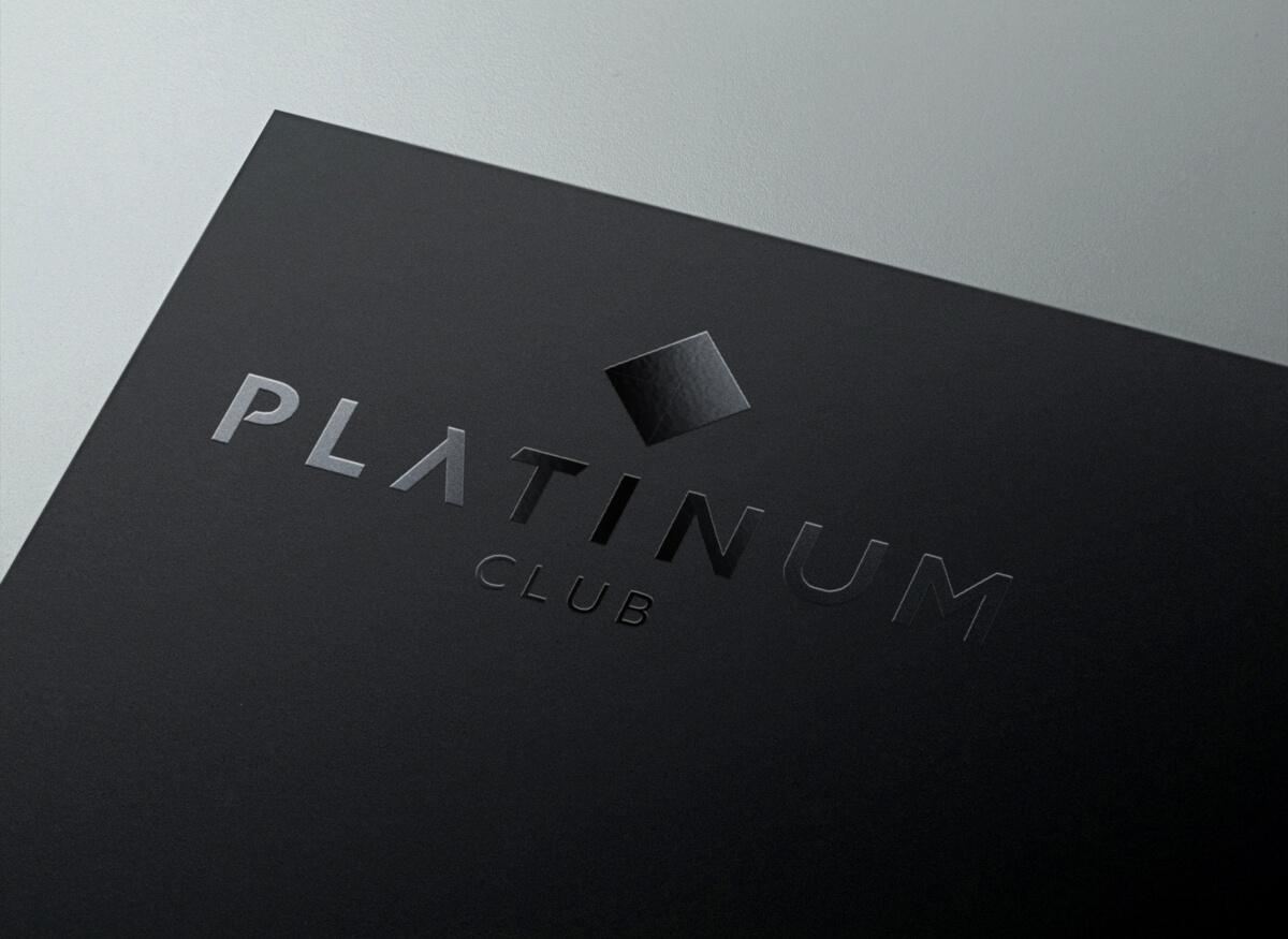 Club Platinum Logo Variation 2-2