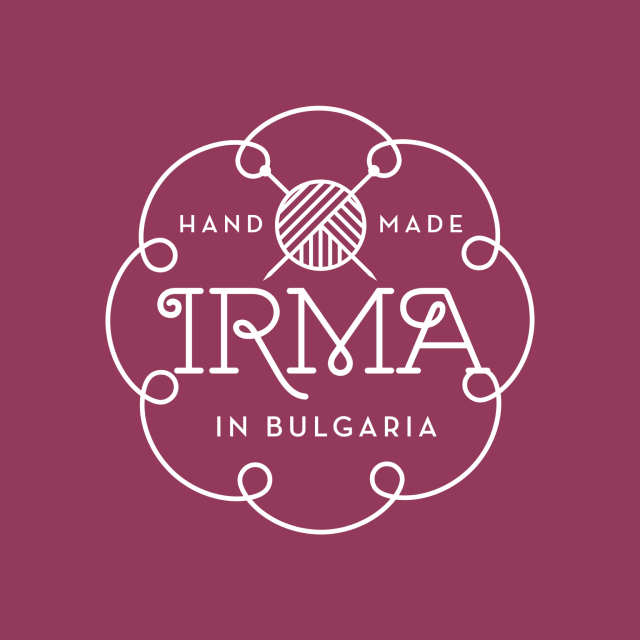 IRMA hand made knitted goods