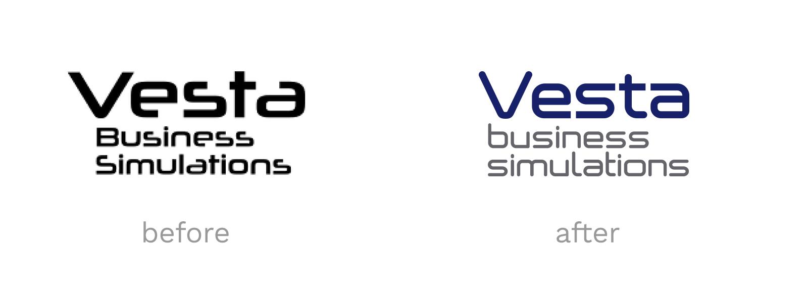 vesta bs before & after