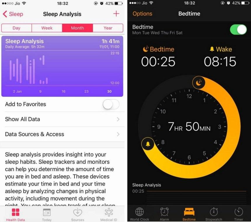 app para medir sueño