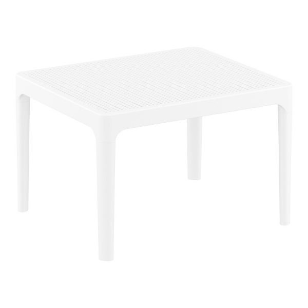 neo 200109e plastic outdoor side table
