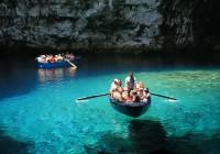 #Cave Melissani - Cefalonia island