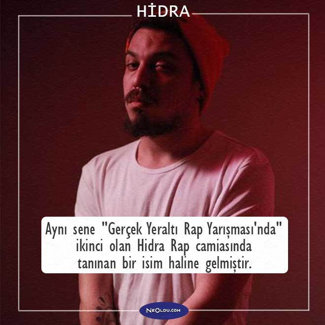 Hidra Hakkında İlginç Bilgiler