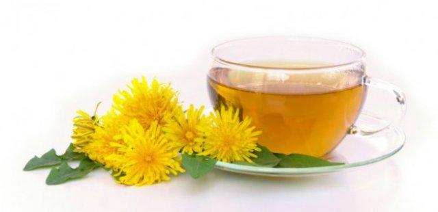 Dandelion Tea