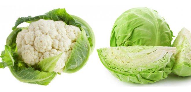 lahana ve karnabahar tuketimi - Nutrients, Leading To Heartburn