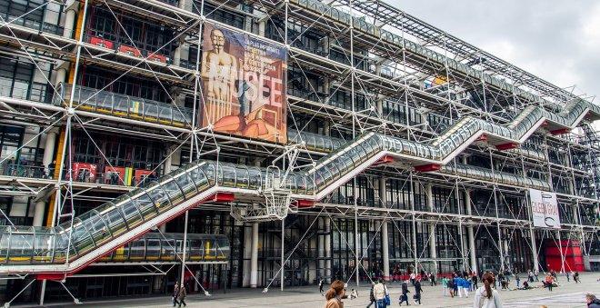 pompidou merkezi - Places To Visit In Paris